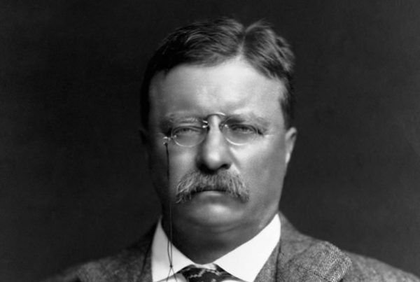 Teddy Roosevelt Daring Greatly Image