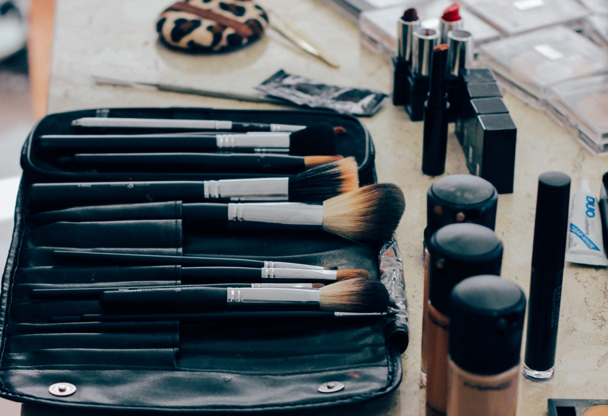 Image of makeup in article about Beautycounter
