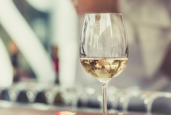 Image of wine for an article about quitting drinking