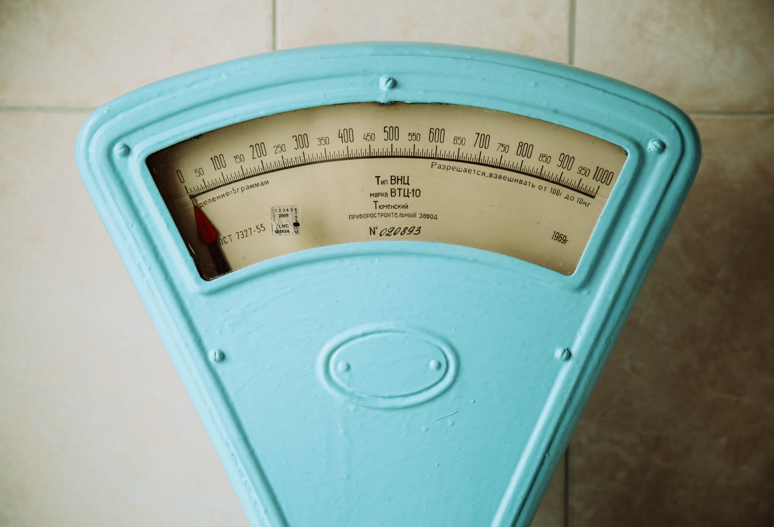 weight set point